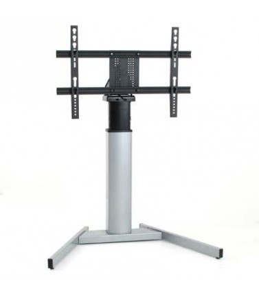 TV-STANDAARD ADJUSTABLE SILVER